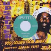 Gladiators - Untrue Girl / Real True Dub (Upsetter / Reggae Fever) 7""